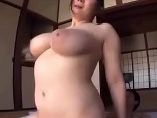 big tits girl mifl japanese