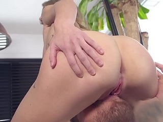 AMATEUR EURO - Petite Canadian Emma Gets Properly Fucked On Casting Couch
